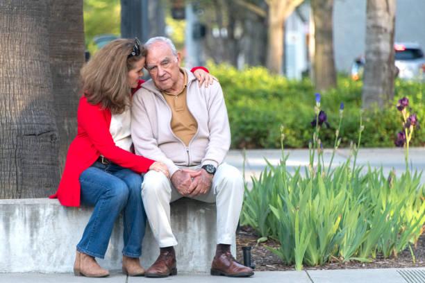 Senior man possing with his daughter picture id1011640262?b=1&k=6&m=1011640262&s=612x612&w=0&h=zviawmk6uukiefyutvt6o x 658ewwuhizystbxahu0=