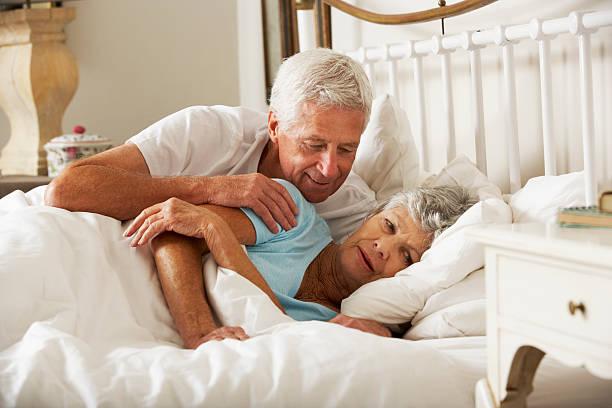 мужчин сексуальное здоровье пожилых