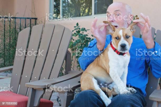 Senior man with puppy picture id917053030?b=1&k=6&m=917053030&s=612x612&h=xhqjin6lfyndrnelohdrcpffd0uuwc280 onmebai2a=