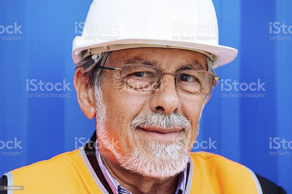Senior Manager stock photo