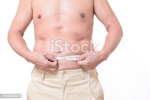 475565091 istock photo Senior metabolic 1043944818