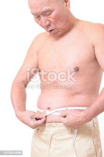 475565091 istock photo Senior metabolic 1043944886