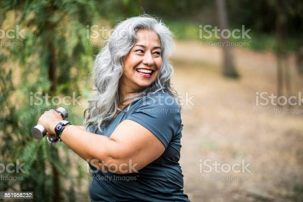Senior mexican woman working out picture id851958232?b=1&k=6&m=851958232&s=612x612&h=ngm5lw17kn02pe1m2ss6wqx1vqe 6y6lwmh1tpm42dm=