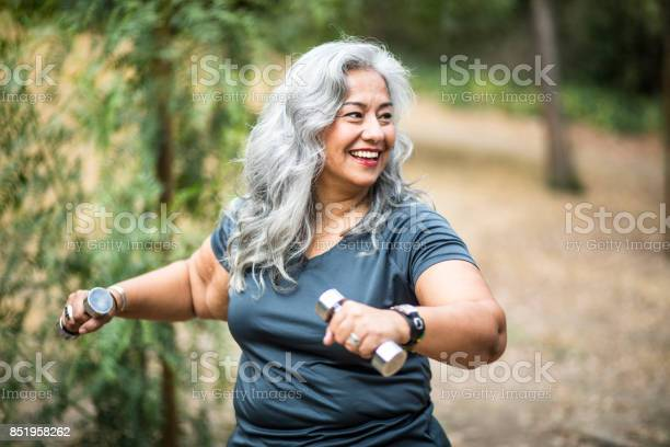 Senior mexican woman working out picture id851958262?b=1&k=6&m=851958262&s=612x612&h=op4gzvrfvafcdqfwgjsowrpqmdzi7hm29zci6po5wie=