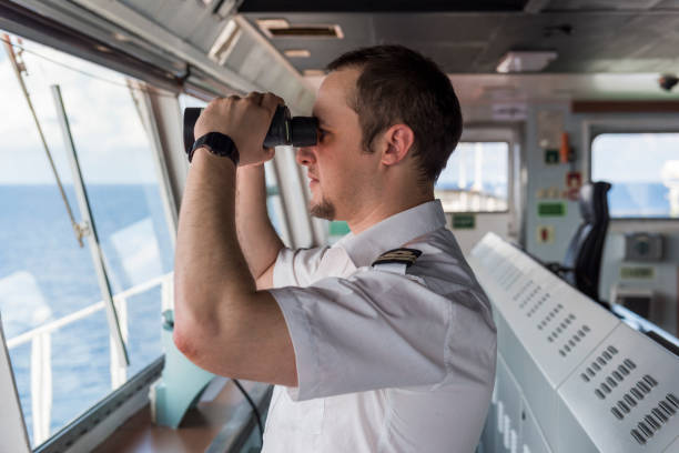 Agent principal de Navigation Naviguer son bateau - Photo