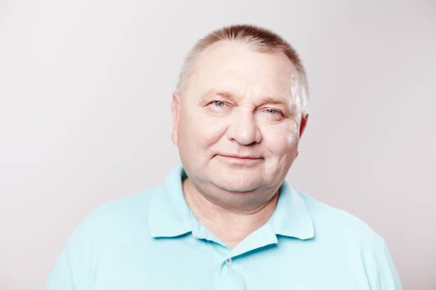 Senior Porträt – Foto