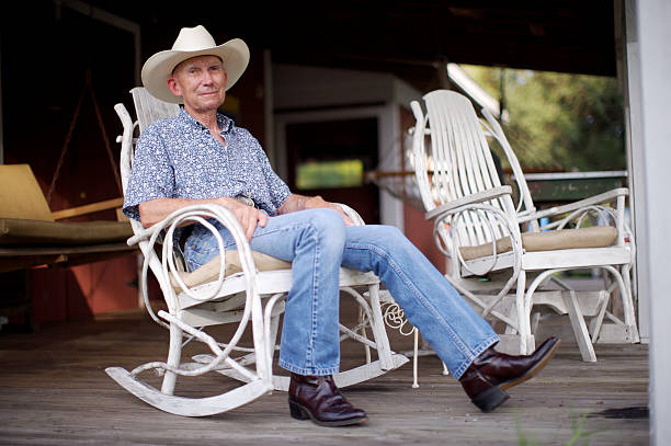 Best Old Man Rocking Chair Stock Photos Pictures