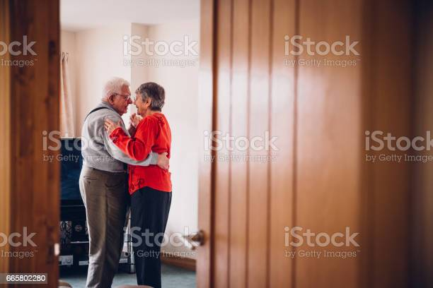 Senior tenderness as they dance in their home picture id665802280?b=1&k=6&m=665802280&s=612x612&h=aqirzsuadxdahuran7pyjphztnzvunpgs5ltpcytkqi=