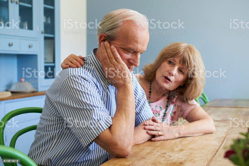 Dating man med depression
