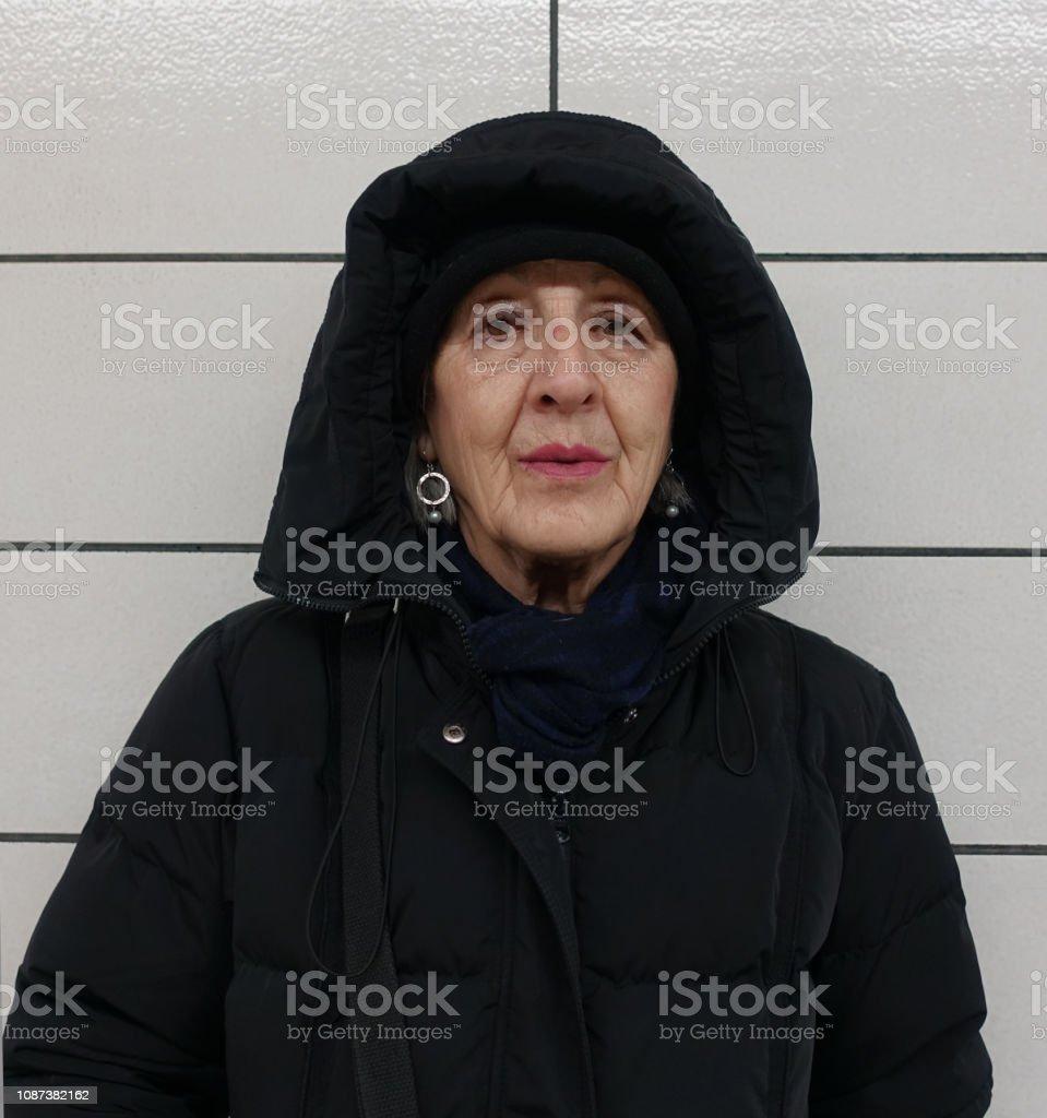 ältere Frau – Foto
