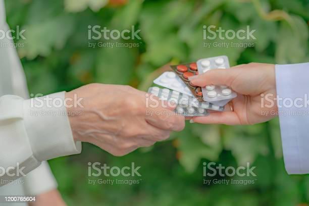 Senior woman receiving drugs in form of pills and capsules under picture id1200765604?b=1&k=6&m=1200765604&s=612x612&h=o6c xs7cjl5n ctartlwmevfgoarjvuzqa31hucnst8=