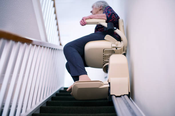 348 Home Stair Lift Stock Photos, Pictures & Royalty-Free Images - iStock