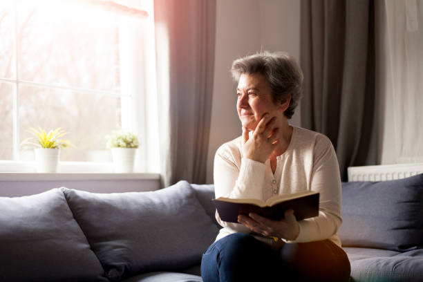Royalty Free Christian Religious Old Woman Praying To God Pictures