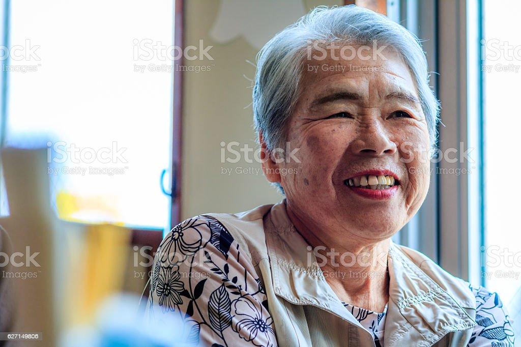 Senior Women Active stock photo
