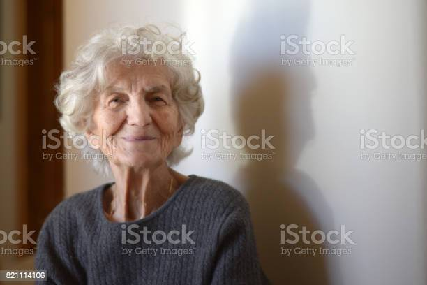 Senior women with gentle smile picture id821114106?b=1&k=6&m=821114106&s=612x612&h=3zuqostxruc9m8dcgewh4hvecrzbr8 srvdbsvr6k4u=