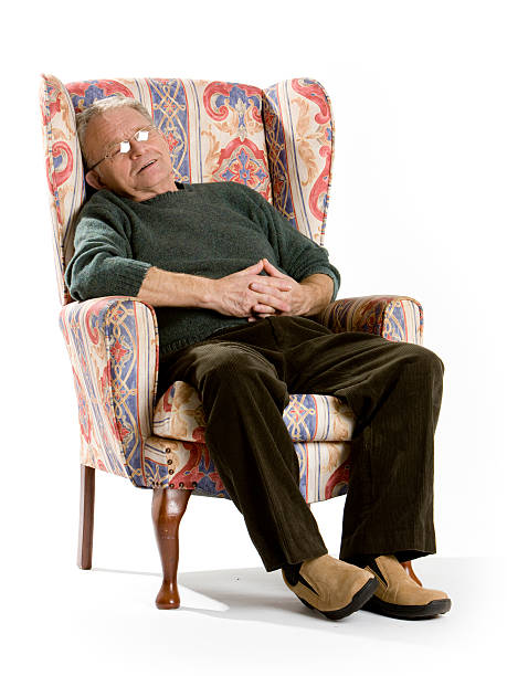 Royalty Free Old Man In Chair Pictures Images And Stock