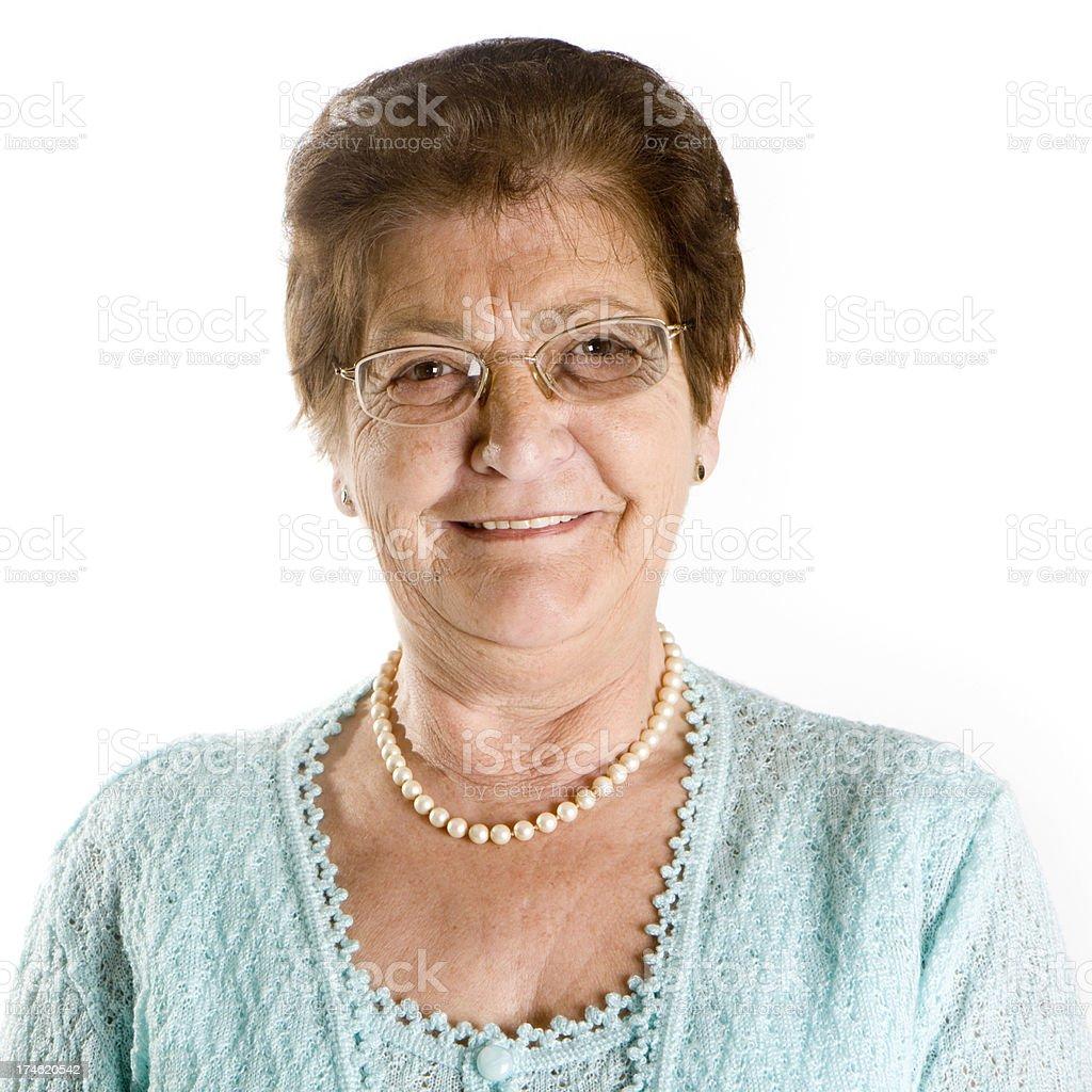 seniors: ageless elegance royalty-free stock photo