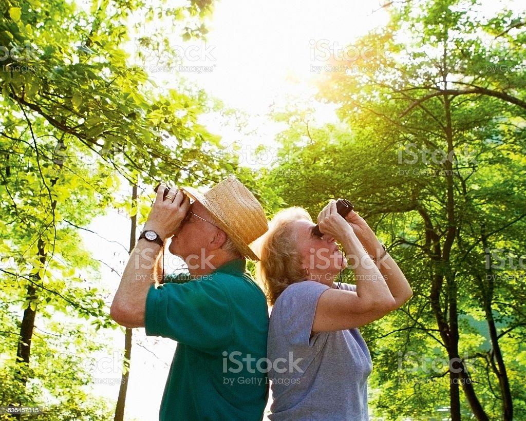 Senioren Vogelbeobachtung – Foto