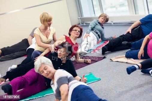 1047537292istockphoto Seniors Doing Stretching Exercises 181957904