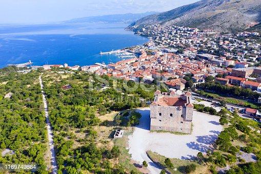 Senj Old Town, Croatia