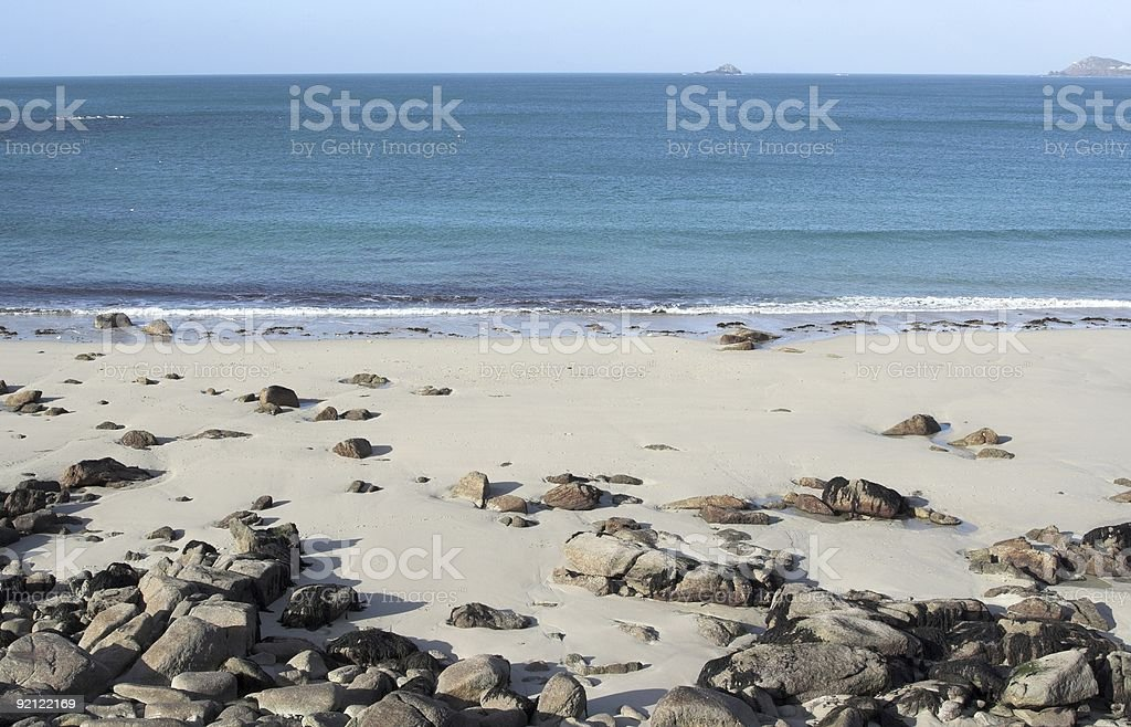 Sennen Cove stock photo