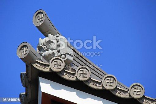 669538004 istock photo Sensoji Temple in Tokyo, Japan 934846828