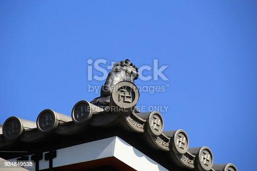669538004 istock photo Sensoji Temple in Tokyo, Japan 934849538