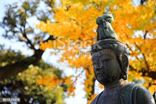 669538004 istock photo Sensoji Temple in Tokyo, Japan 934849916