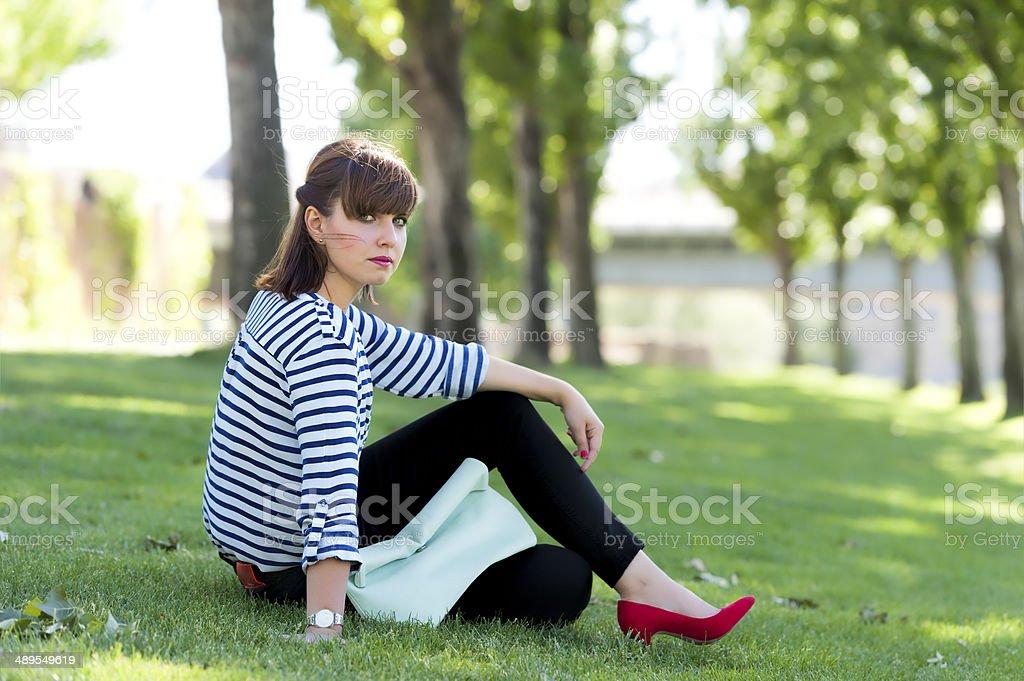 Sensual beauty royalty-free stock photo