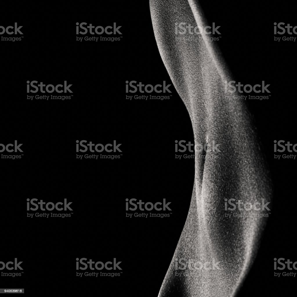 Black and white photos of naked women