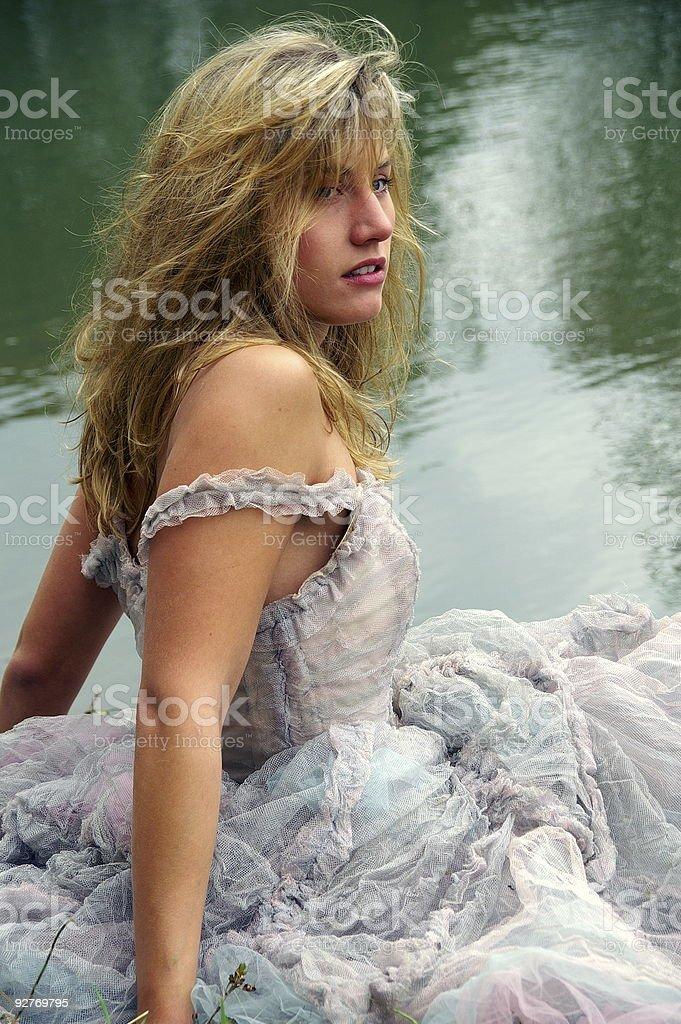 Sensual royalty-free stock photo