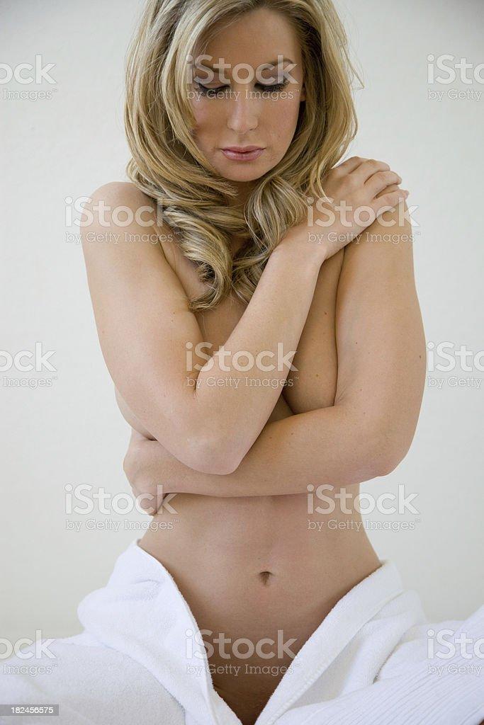 sensual spa royalty-free stock photo