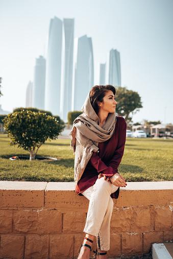 sensual woman in abu dhabi