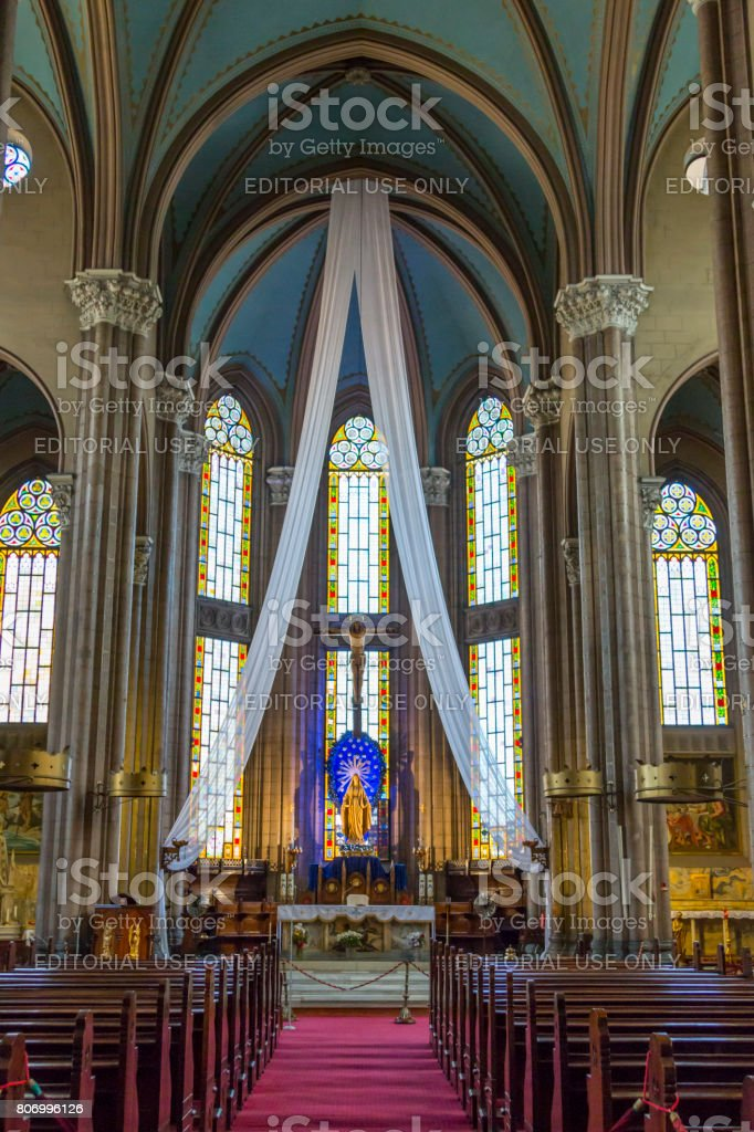 Sent Antuan Catholic Church Stock Photo - Download Image Now