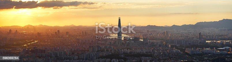 istock seoul panorama 596369264