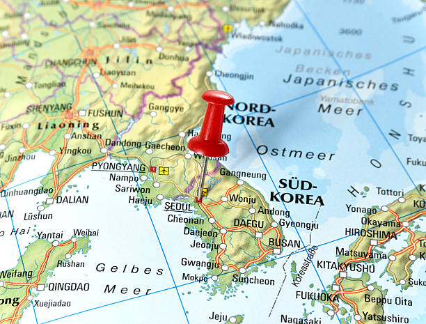 Royalty Free Seoul Map Pictures, Images and Stock Photos - iStock