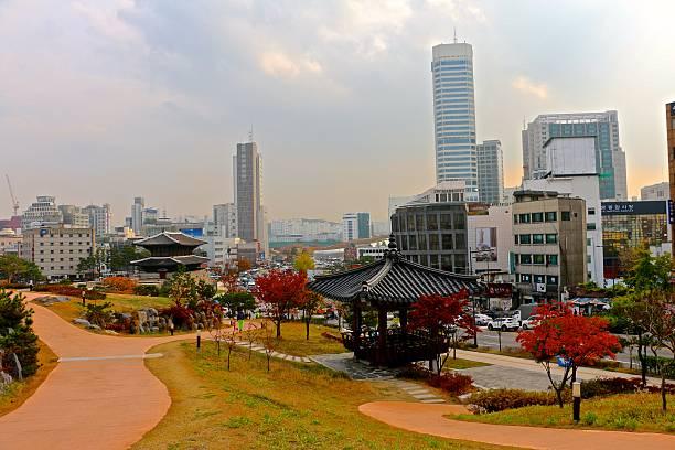 seoul, south korea - aleks66 stock pictures, royalty-free photos & images