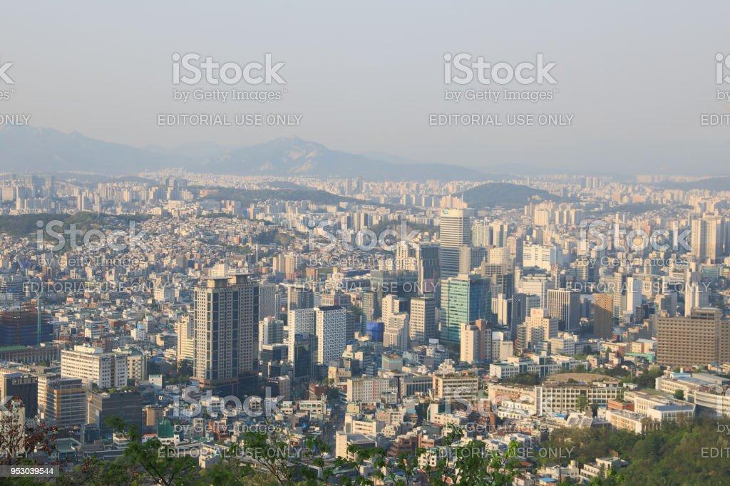 N Seoul Tower  - Photo