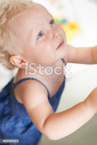 istock Separation anxiety 463585923