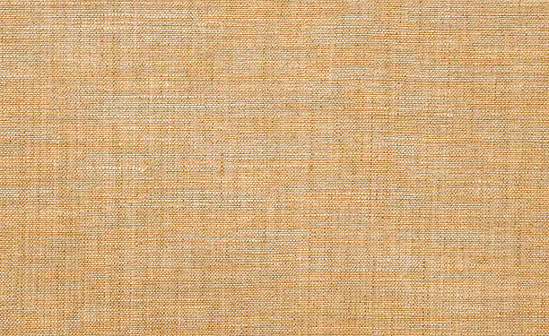 sepia canvas texture stock photo