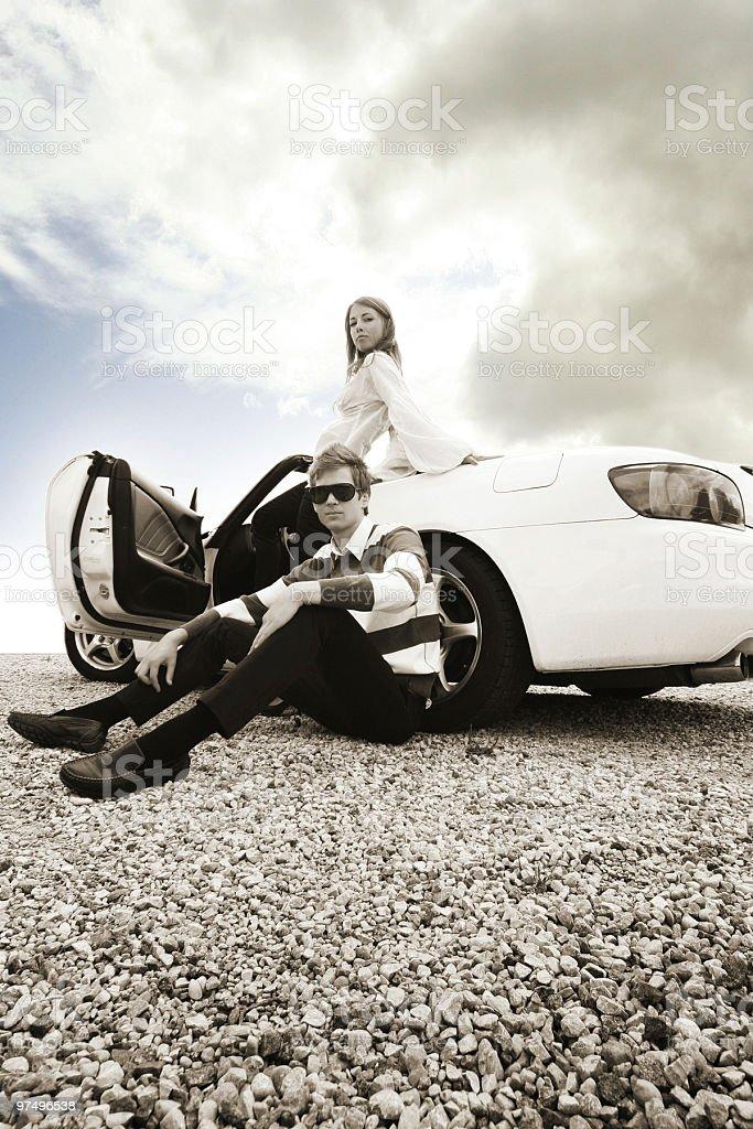sepia royalty-free stock photo
