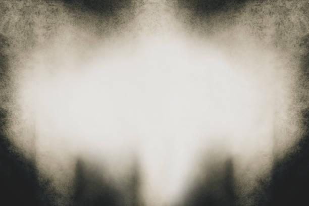 棕褐色幽靈的紋理或背景 - 懷舊色調 個照片及圖片檔