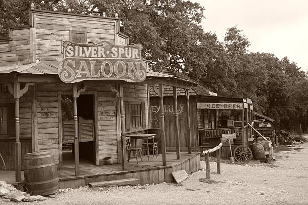 royalty free wild west saloon pictures images and stock photos istock. Black Bedroom Furniture Sets. Home Design Ideas