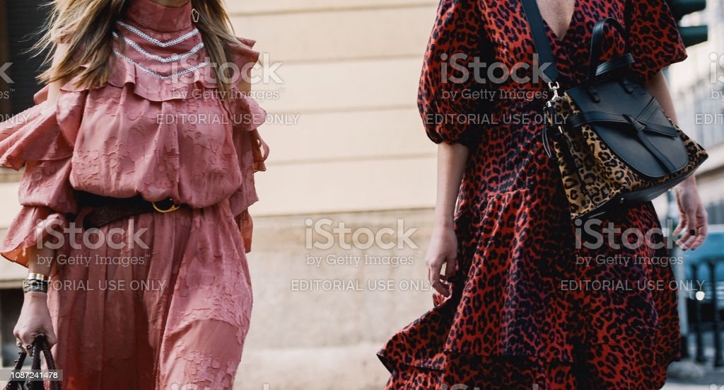 20 September 2018 Mailand Italien Street Style Outfits Im