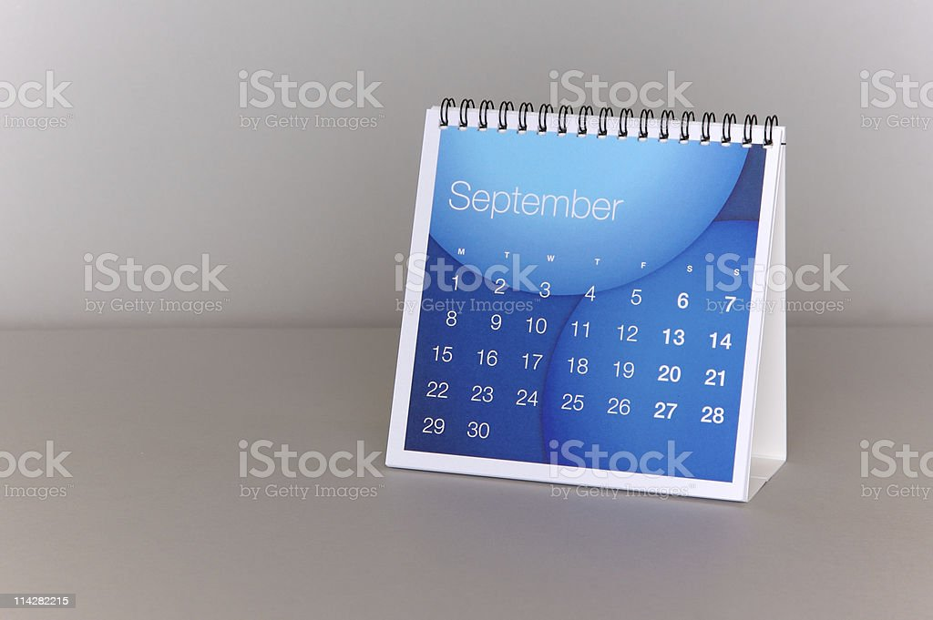 September... royalty-free stock photo