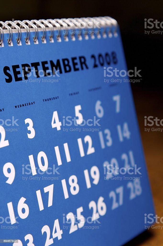 September... stock photo