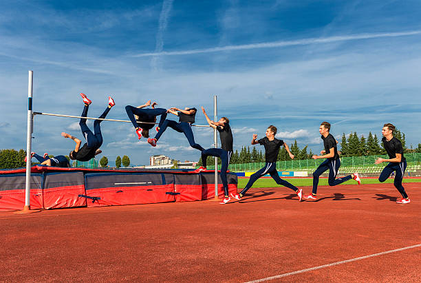 Best High Jump Stock Photos, Pictures & Royalty-Free ...