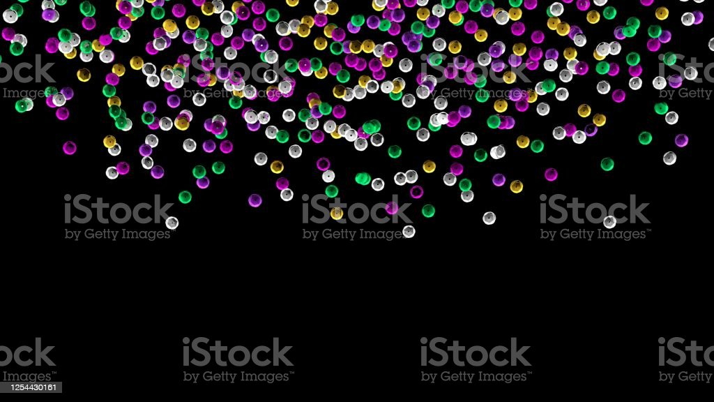 Sequins Background Mardi Gras Colors Carnival Backdrop