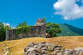 Serbian Christian Orthodox monasteries in the Ovcar-Kablar Gorge
