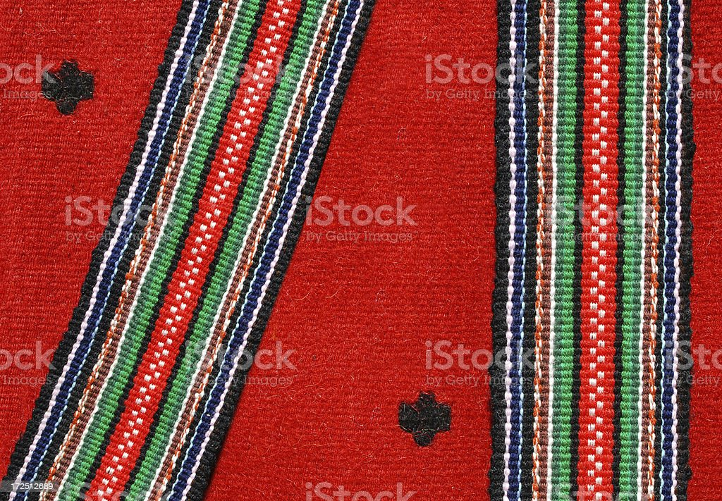 \'serbian traditional pattern, belt and weave\'